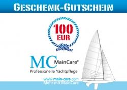 4. MainCare 100 Euro Gutschein